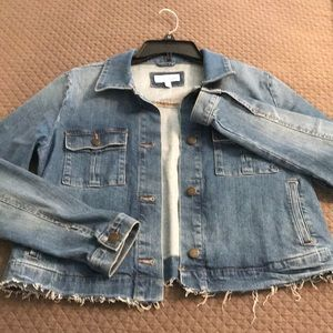 Ole new LOFT jean jacket